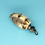Cowry Shell Pendant Pencil with Stanhope