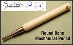Round Bone Stanhope Mechanical Pencil