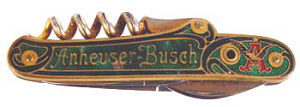 Anheuser Busch Knife Restoration