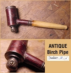 Rustic Birch Stanhope Pipe