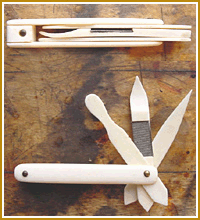 Bone Manicure Stanhope Combination Set