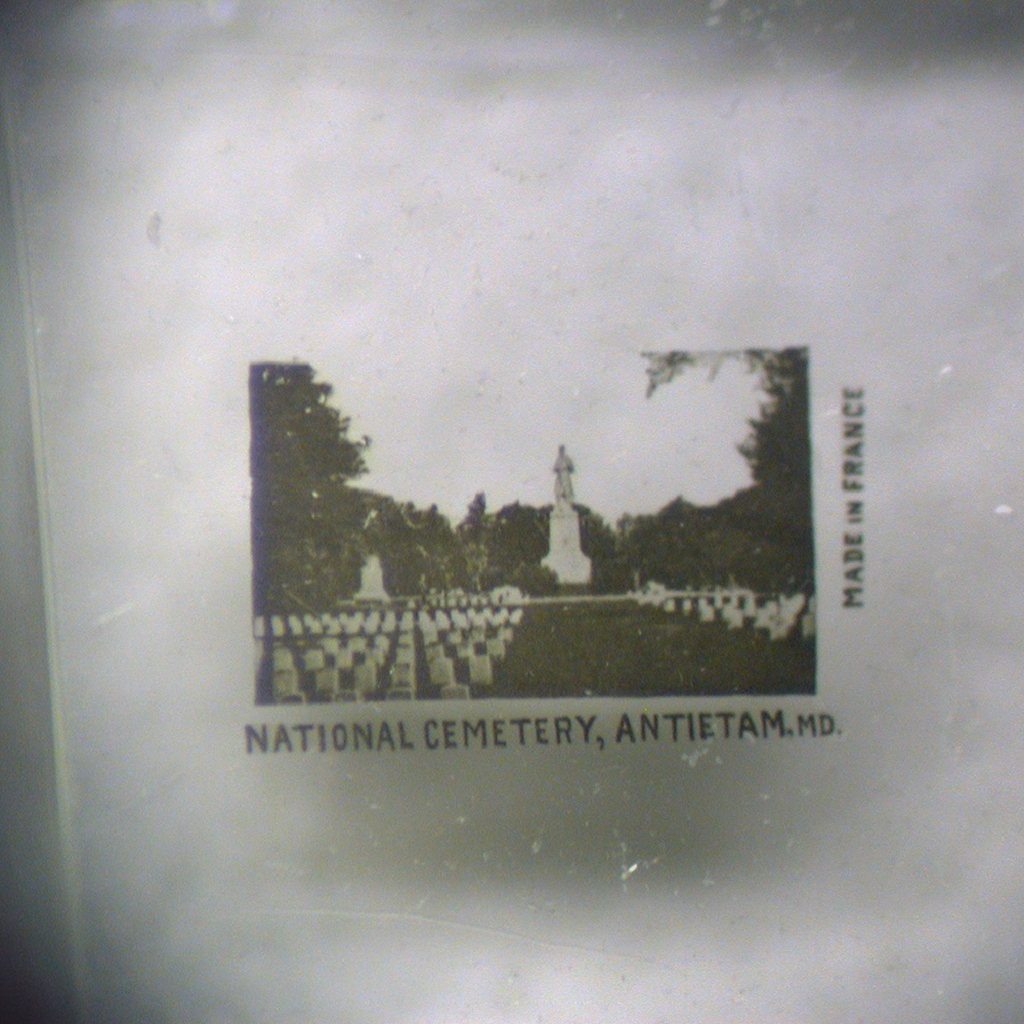 The National Cemetery at Antietam, MD