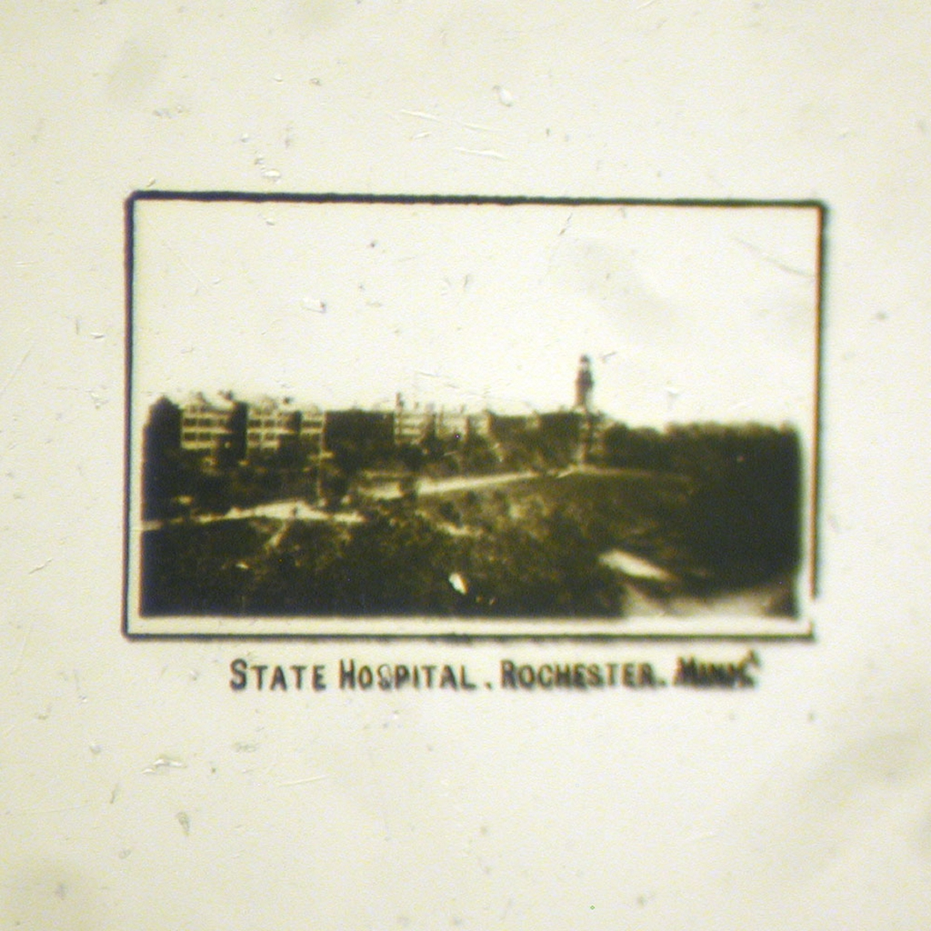 State Hospital in Rochester, MN