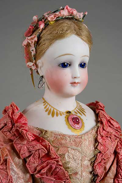 Stanhope Doll made by A.E. Rochard Paris