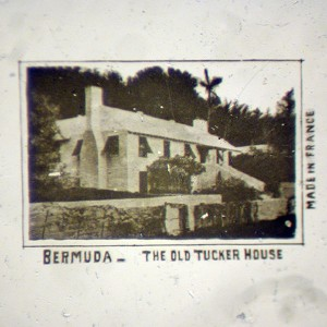 Microscopic View of Bermudas Old Tucker House