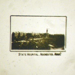 Microscopic Photo of State Hospital In MN