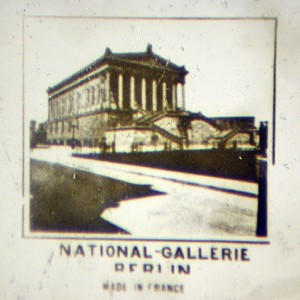 Microscopic View of National Gallerie