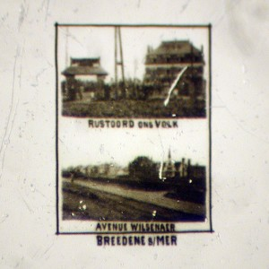 Microscopic Photo of 2 views from Bredene