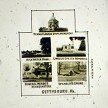 Microphoto Showing Five Views of Gettysburg, Pa